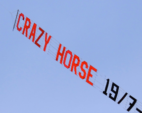 CRAZY HORSE AIRNICEMEDIA